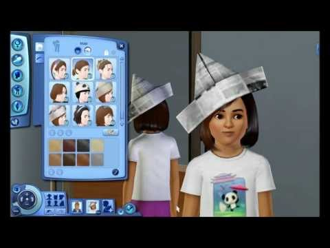 Quxxn Special: The Sims 3 - Everyday Kids Collection Overview