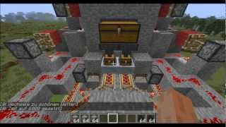 Minecraft 1.5.1, Automatische Ofenstation, automatic furnace station