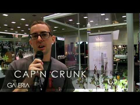 Cap n Crunk at Galleria Live during the BIG Industry Show