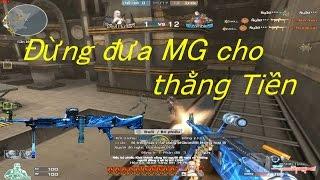 [ Bình Luận CF ] M240B-Tesla - Tiền Zombie v4