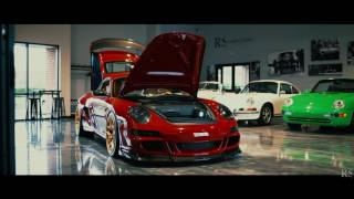Road Scholars Porsche Cayman GTR Build