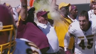 Central Michigan Upsets Oklahoma State On Miraculous Final Play | CampusInsiders