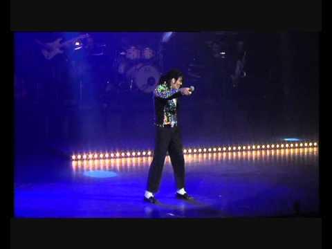 Michael Jackson Impersonator Christ'OF My Vision CC De Werf Aalst