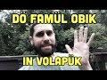 Dö famül obik (,in Volapük & Esperanto)
