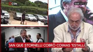 Stornelli investigado por extorsión: habla Eduardo Barcesat
