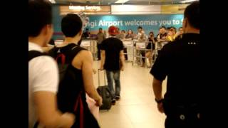jay park arrival in singapore (210711)