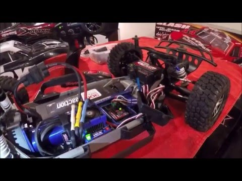 How to Link a Traxxas TQi 2.4GHZ Radio & Receiver