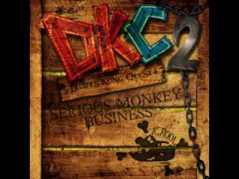 DKC2: Serious Monkey Business - High Seas [Stronghold Showdown]