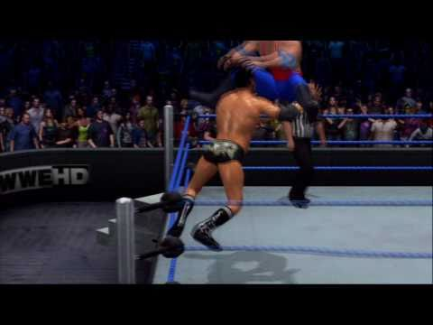 WWE SmackDown vs. Raw 2011:  Available Now!