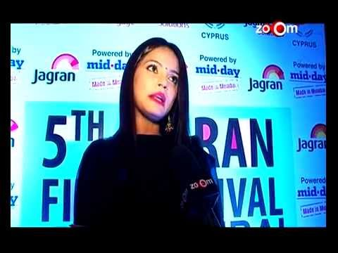 Irrfan Khan and Neetu Chandra at an event | Bollywood News