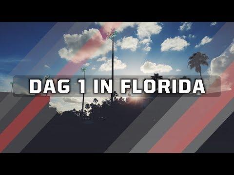 De eerste 24 uur van PSV in Florida