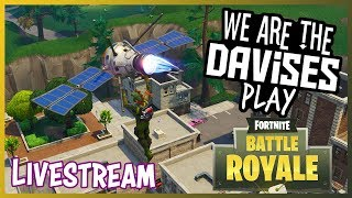 Sky Base with FANS! | Fortnite Live Stream