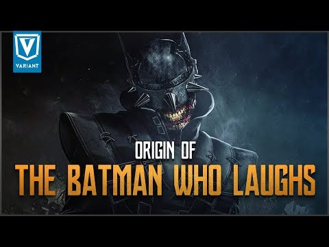 Origin Of The Batman Who Laughs! (Evil Batman Joker)