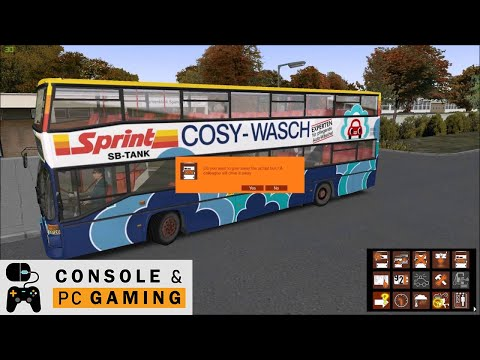 Let's Play and Review the best PC bus simulator - OMSI2 and DLC Routes too!