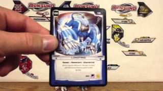 Wave 3 Monsuno Toy Opening - #31 Elemental Lock and #32 Elemental Longfang