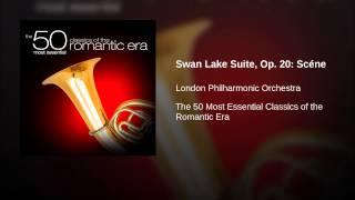 Swan Lake Suite Op 20 Scéne