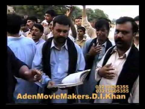 D.i.khan Bawa Sibtain Shah Noha  Nana Nahi Akber Walya  video