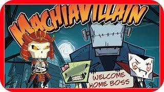 MACHIAVILLAIN | Baby Dinosaur Attack | 5 | Machiavllian Let's Play. Gameplay