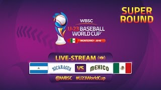 Никарагуа до 23 : Мексика до 23