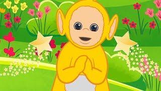 Twinkle Twinkle little Star + Many More Nursery Rhymes for Children   Kids Songs Teletubbies