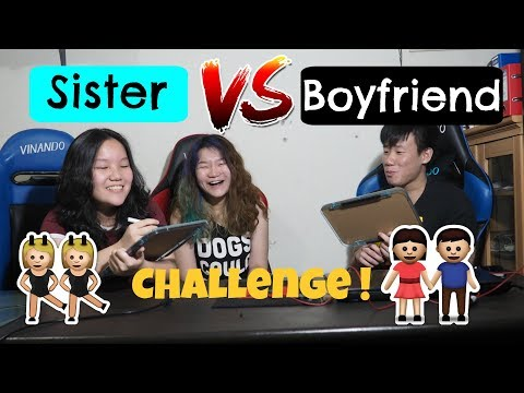 my sister vs me Extreme forfeit football vs my sister & brother - duration: 7:08 w2s 20,272,437 views 7:08 transforming my sister into me twin makeup challenge.