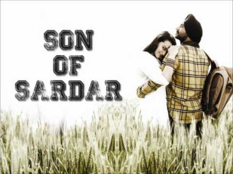 son of sardar (tu kamal di kuri) [OFFICIAL AUDIO]
