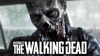 OVERKILL'S THE WALKING DEAD : AÍ VEM MAIS UM APOCALIPSE ! (E3 2018)