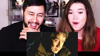 THE FOREIGNER | Jackie Chan | Pierce Brosnan | Trailer Reaction!