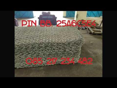 Harga Bronjong Kawat Pabrikasi, Agen 085.217.234.482