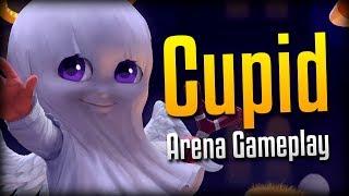 Smite: SpOoOoKy!- Trick or Treat Cupid Arena Gameplay