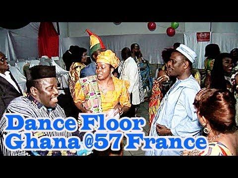The Dance Floor, Ghana@57