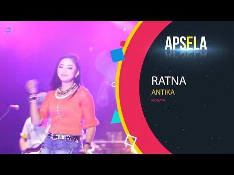 MONATA LIVE APSELA 2017 : SETANGKAI BUNGA PADI - RATNA ANTIKA (FULL HD)