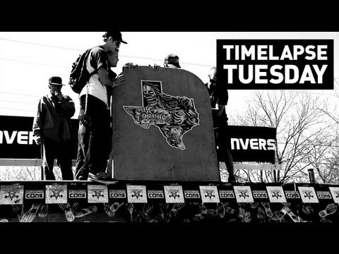 Timelapse Tuesday: Death Match 2013
