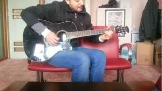Jingle Bells Acoustic Guitar by Hakan Derici