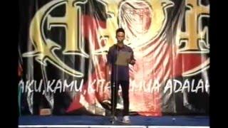 Puisi Dibalik Seruan Pahlawan David Fp Adk