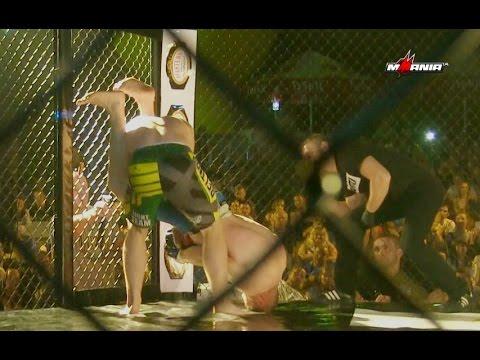 Gala MMA Pankration Włodawa: walka wieczoru Marcin Bartosik vs. Grzegorz Lipski