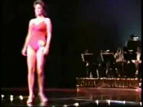 SARAH PALIN SWIMSUIT COMPETITION!! Miss Alaska Pageant 1984 ...