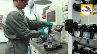 Glasurit Spot Repair video - for car drivers - English version