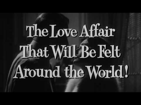 Billy Wilder - Love in the Afternoon (1957) Trailer