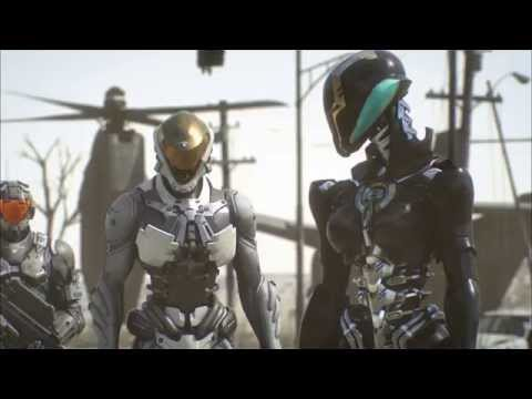 """Appleseed Alpha - """"I Need Details"""" (Exclusive Movie Clip)"""