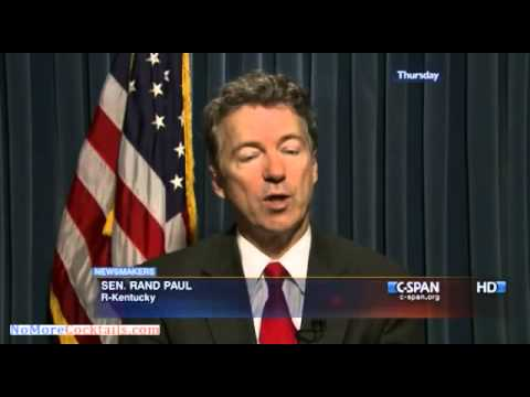 Rand Paul: James Clapper and Edward Snowden should share a cell together