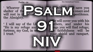 Psalm 91 - New International Version (NIV)