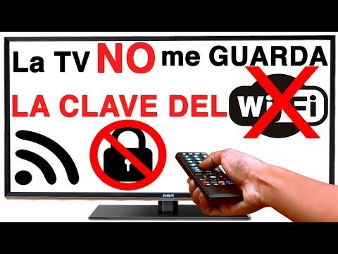 MI TV no me GUARDA el WIFI solucionado!