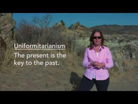 Geology And Uniformitarianism