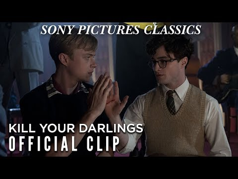 Kill Your Darlings Clip #1 - Meeting