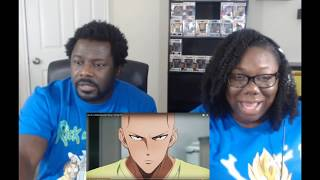 One Punch Man Season 2 Trailer - Official PV {REACTION!!}
