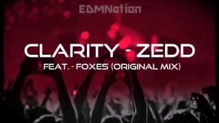 download lagu Clarity - Zedd Feat. Foxes Original Mix gratis
