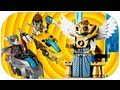 LEGO 70011 Eagles' Castle LEGO Legends of Chima Review