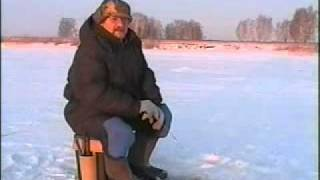 Fishing without nozzle. Безмотылка.flv