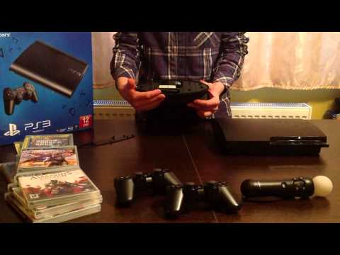 PlayStation3 Super Slim Paket Alm ve nceleme